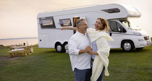 Dethleffs Alpa - The most comfortable apartment on wheels